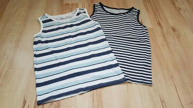 Koszulki bez rękawów sinsay 134