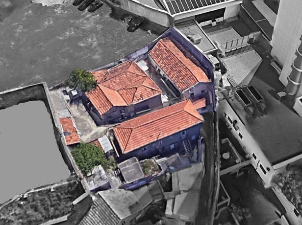 Conjunto moradias (ilha c/12 casas)