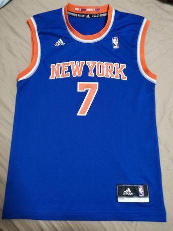 Подростковая Баскетбольная Майка NBA NEW YORK KNICKS ANTHONY #7