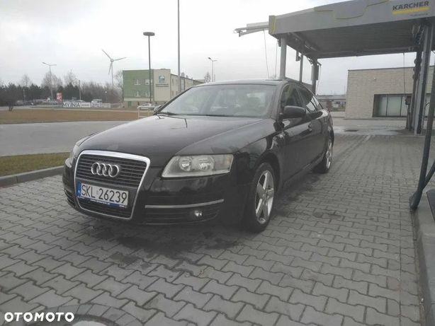 Audi A6 audi A6C6 2005 r. 140KM 2,0TDI