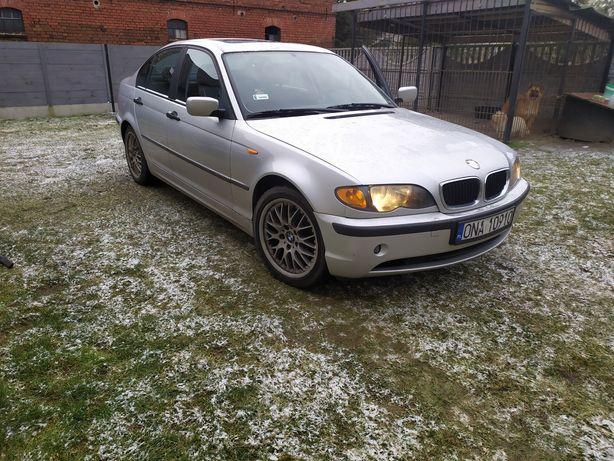 BMW E46 1.8 LPG  2004rok