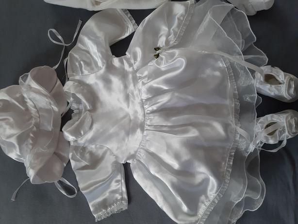 Sukienka, ubranko na chrzest 62