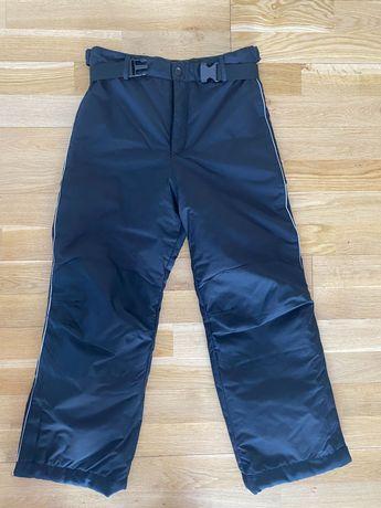 Spodnie chłopięce śniegowe, narciarskie 146 h&m