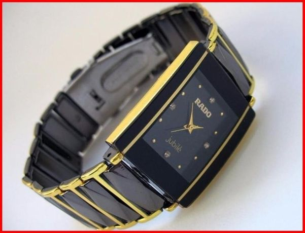 швейцарский механизм Стильные и Утонченные Наручные Часы Rado Integral