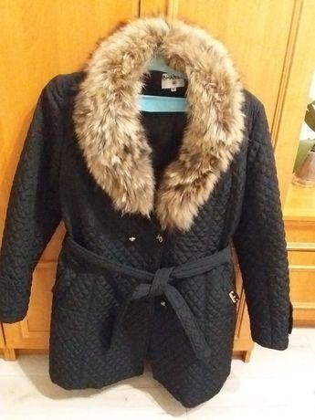 Пальто демі р.52 Shanel
