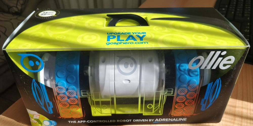 Интерактивная игрушка, робот, Orbotix Ollie Бровары - изображение 1