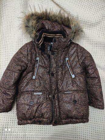 Куртка зимняя x-woyz, размер 92, подойдёт на 3 года