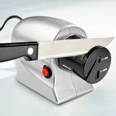 Бытовая электрическая точилка для ножей ножницы
