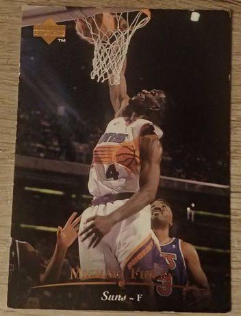 Karta NBA Upper Deck Michael Finley