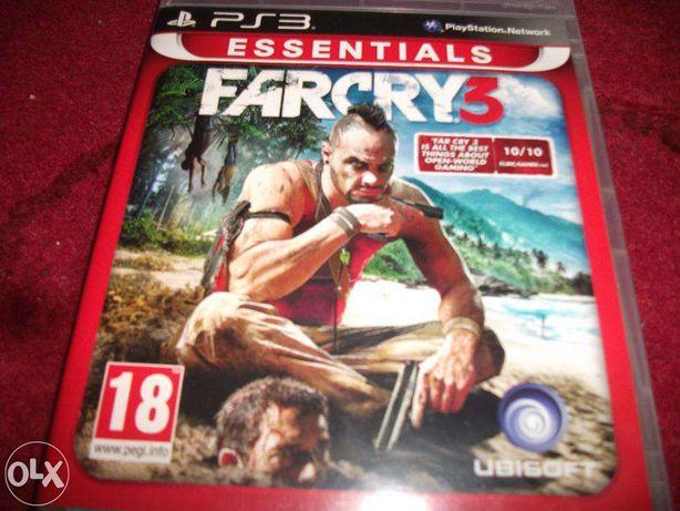 Jogo Farcry 3 ps3