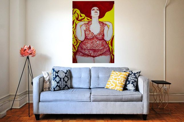 Картина Мадам Чили