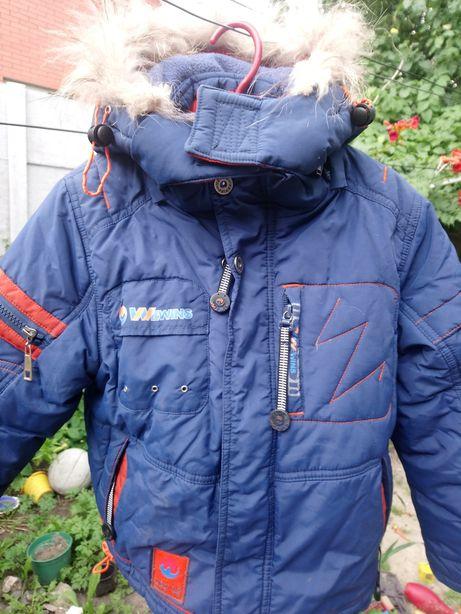 Курточка зима р.98-104