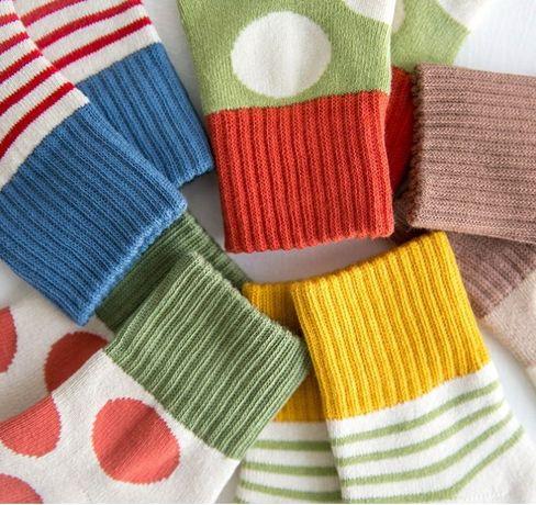 Носки детские Набор из 5 шт Носочки для мальчиков ZYZ, next, zara, h&m