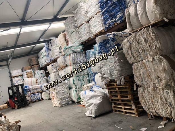 Worki Big Bag Bagi 0,5m3 500kg 750kg 1000kg BIGBAG Wysyłka od 10 sztuk