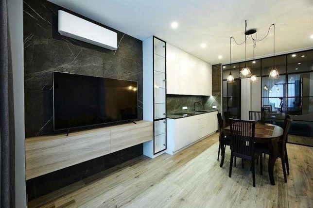 Аренда 2к квартиры 90м2 с авторским ремонтом Бульвар Фонтанов
