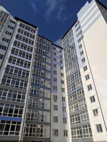 Продається, 1-кімнатна квартра,ЗДАНА,Центр,43м.кв.,4поверх