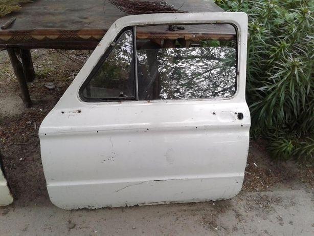 двери ЗАЗ 968/968М