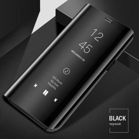 Capa Inteligente Clear View Xiaomi Redmi 5 - Preta \ Black [OLX.M30]