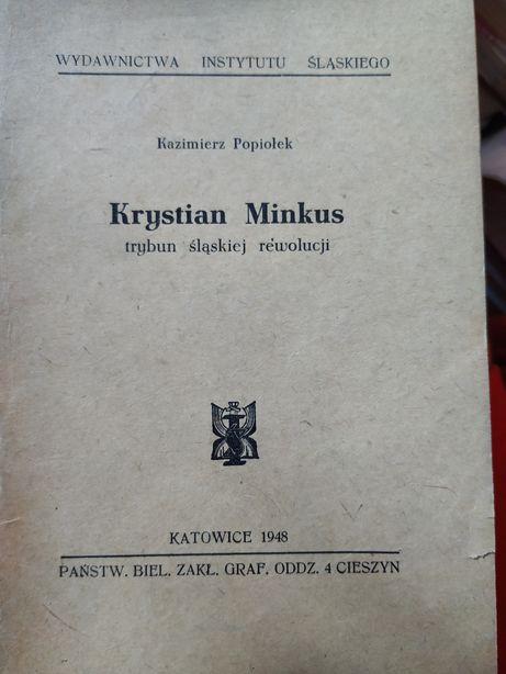 Krystian Minkus Popiołek