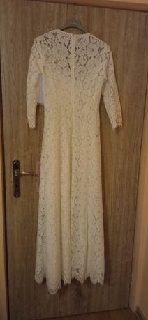Sukienka suknia ślubna