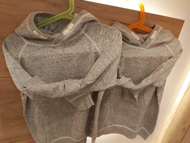Bluzy dla bliźniaków firmy H&M