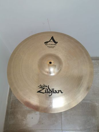 "Zildjian A-Custom Medium Ride 20"""
