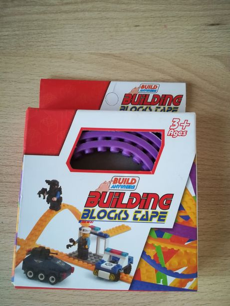 Taśma do klocków Lego