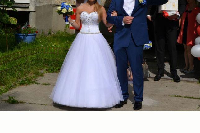Suknia ślubna 155 wzrost