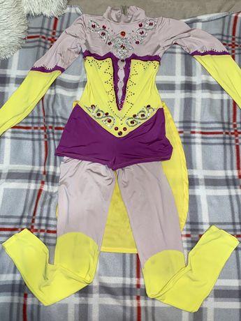 Танцевальный костюм для девочки, карнавальный костюм