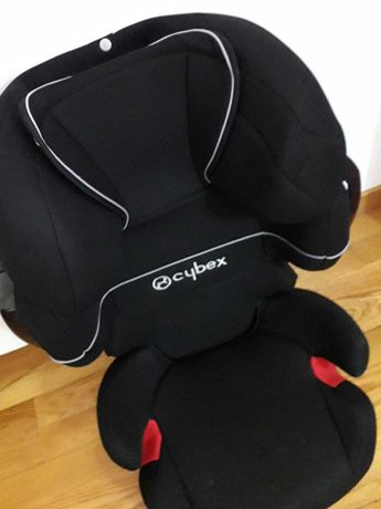 Cadeira Auto CYBEX Solution X2-Fix (Grupo 2/3)