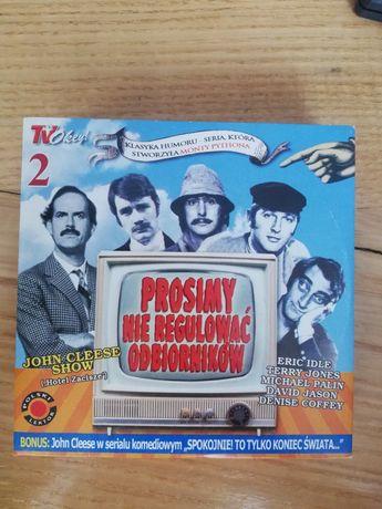 Monty Python prosimy nie regulować odbiorników 14 płyt