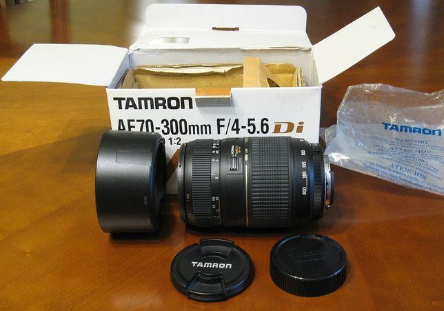 Об'єктив Tamron AF70-300 F/4-5.6 Di LD Macro (Pentax)