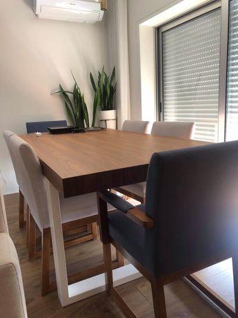 6 Cadeiras para sala de jantar