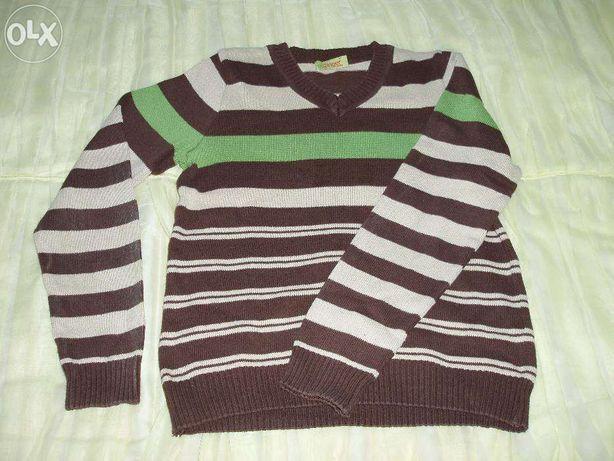 Пуловер ( реглан)