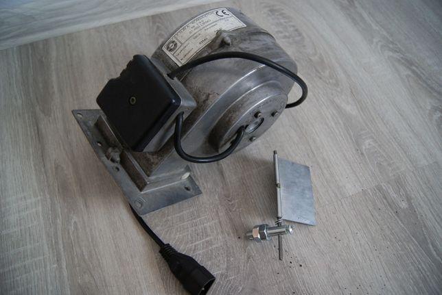 Aluminiowy wentylator dmuchawa do kotła, pieca, reg. obr. - WBS-6L