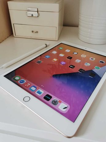Apple iPad 10,2 cala Wi-Fi 32GB (8.gen) złoty - 2020 + Apple pencil