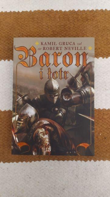 Książka Baron i Łotr