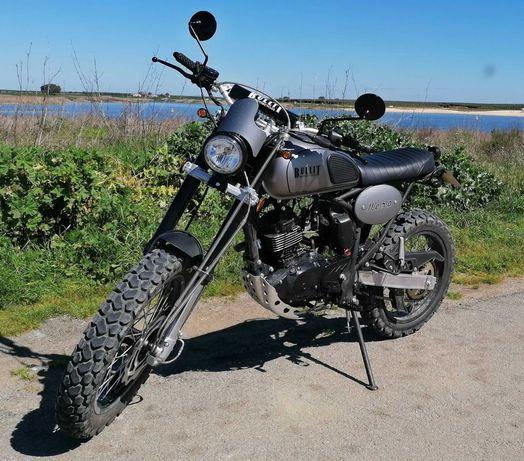 Bullit Hero 125cc como nova