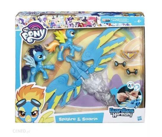 My Little Pony, Guardian of Harmony, Spitfire & Soarin NOWE