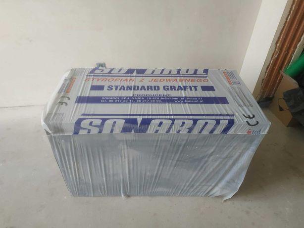 Styropian Grafitowy Sonarol, grubość 15 cm, EPS 033