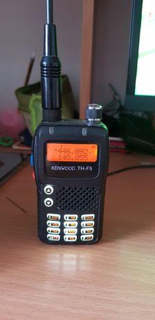 Радиостанция TH-F5