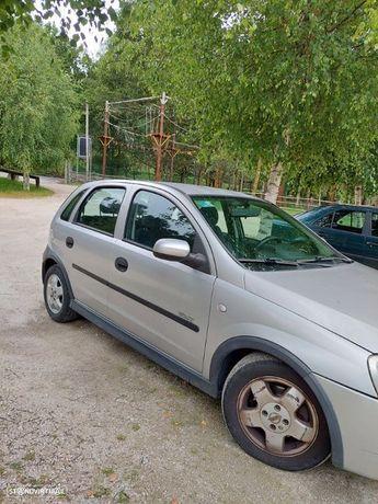 Opel Corsa 1.7 DTi 16V Elegance