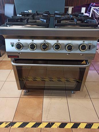 KROMET 700.KG-4/PE-2 kuchnia gazowo elwktryczna