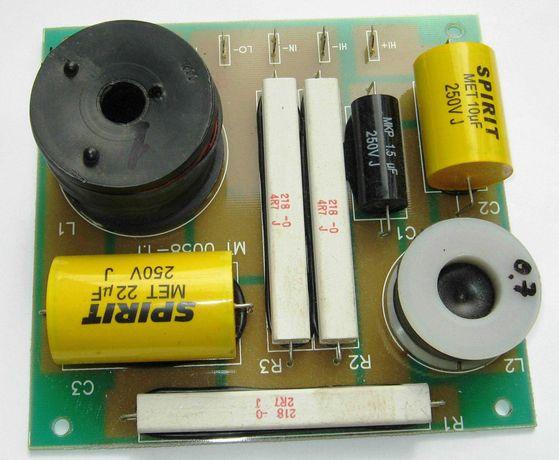 аудио звуковой фильтр колонок динамиков аудіо фільтр динаміків mt 0058