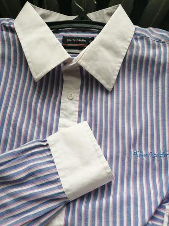 Рубашка мужская Pierre Cardin 5XL (60-62) Большой размер