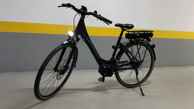 Bicicleta eletrica Merida e-spresso city 800 eq
