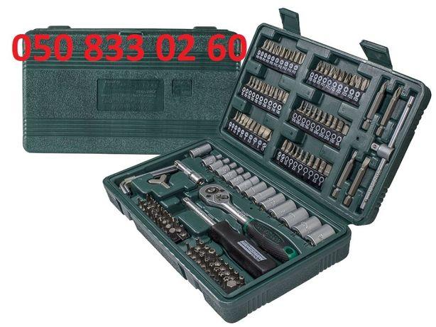 Набор инструмент Mannesmann 130 единицы ключи, оригинал Германия Новые