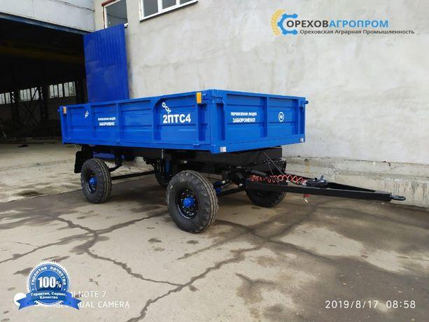 Причеп тракторний 2 ПТС-4