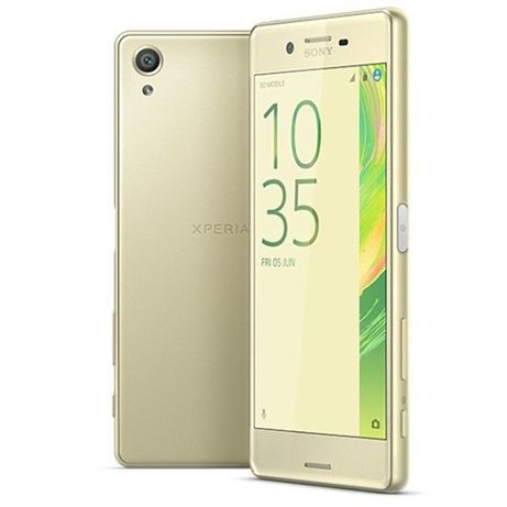 Sony Xperia XA F3111 2GB/16GB LimeGold (Desbloqueado e selado)
