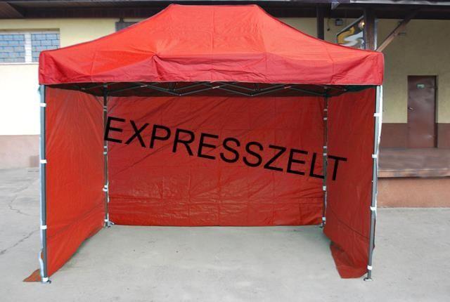 Namiot sprzedażowy